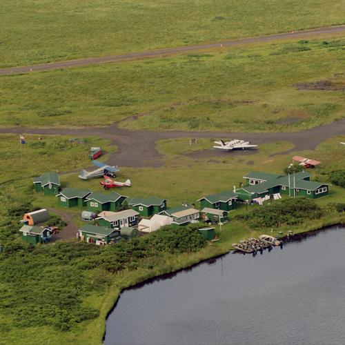 Alaska helicopter trips