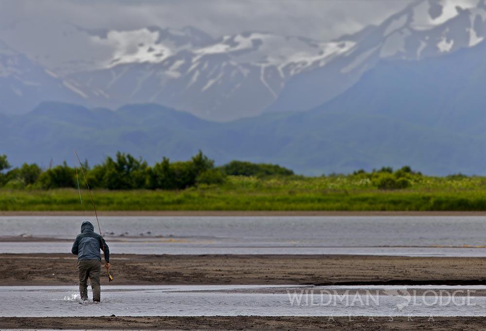 alaska heli fishing guides
