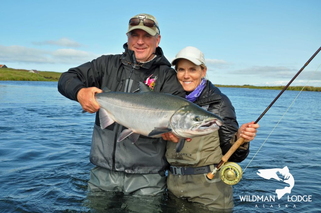 Alaska fly fishing guides